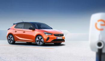 Opel Corsa-e completo