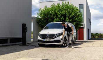 Mercedes EQV completo