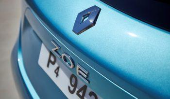 Renault ZOE 2020 completo