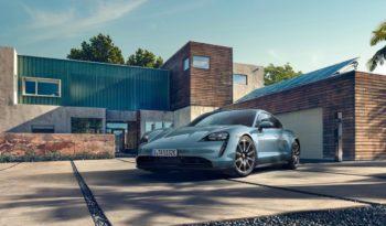 Porsche Taycan completo