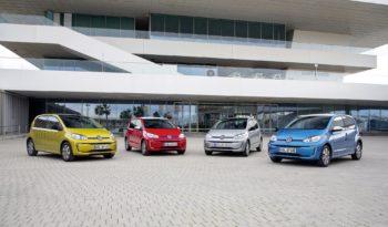 Volkswagen e-up! completo