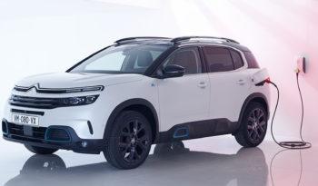 Citroën C5 Aircross Hybrid completo