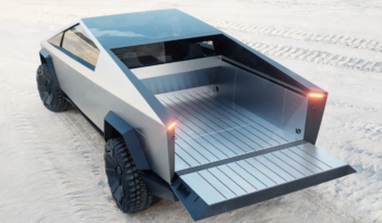 Tesla Cybertruck completo