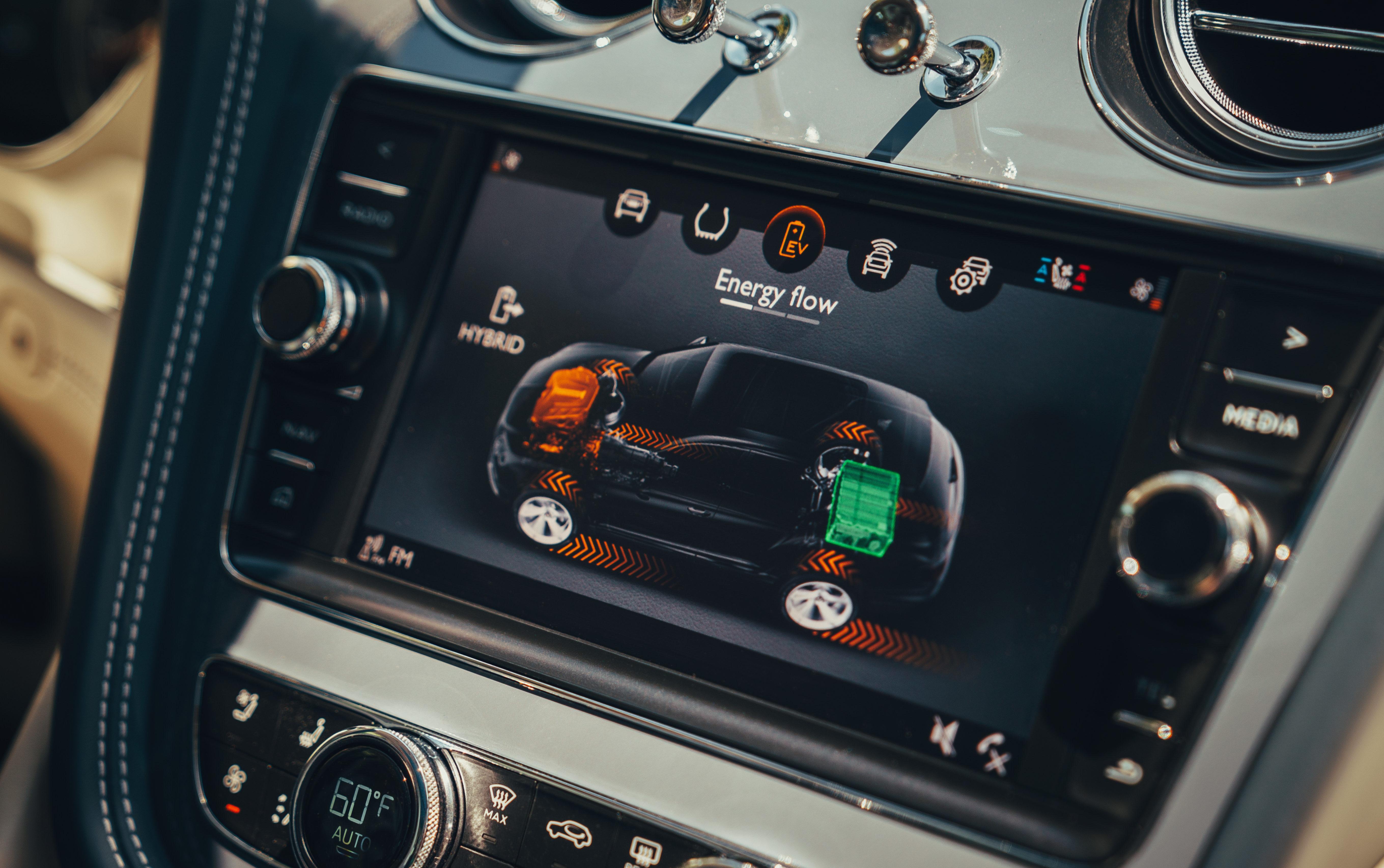 Bentley Bentayga Hibrido Me Marcas