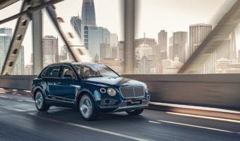 Bentley Bentayga híbrido completo