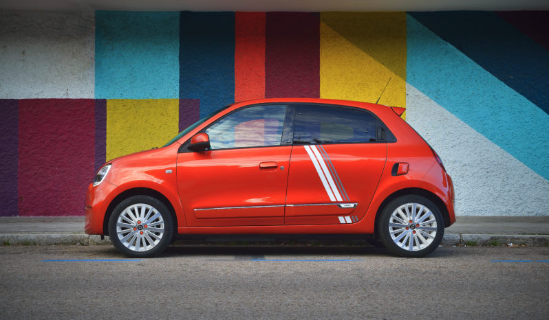 Renault Twingo Electric completo