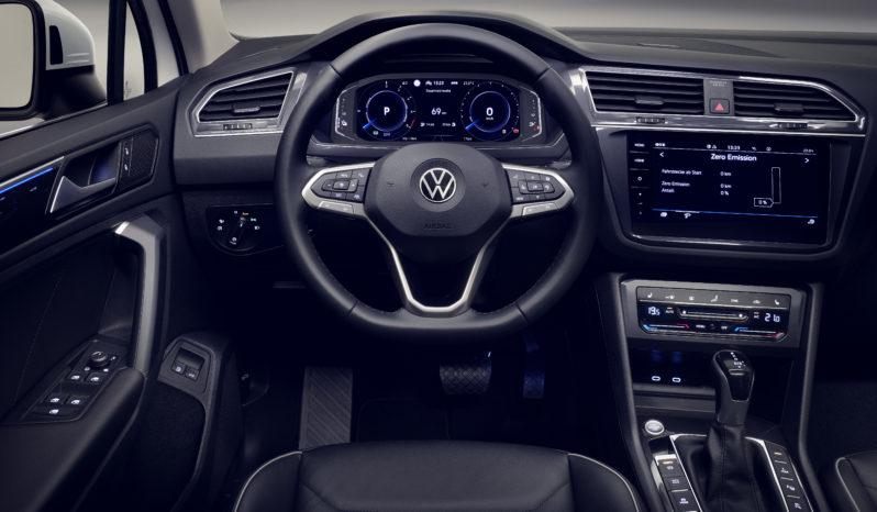 Volkswagen Tiguan eHybrid completo