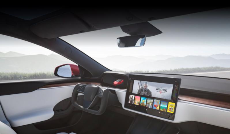 Tesla Model S 2021 completo