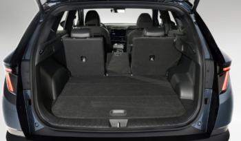 Hyundai Tucson híbrido eléctrico completo