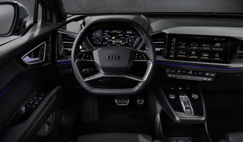 Audi Q4 Sportback e-tron completo