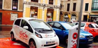 car sharing en Gijón