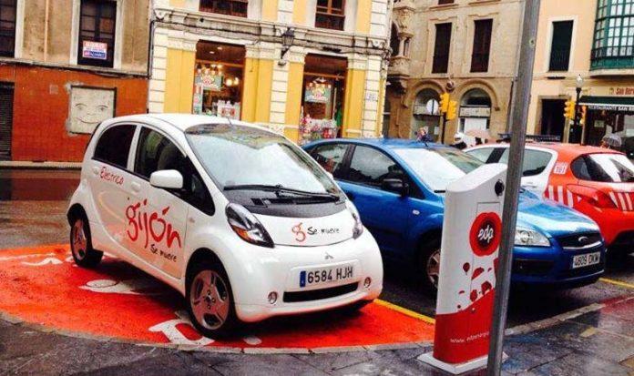 car sharing en Gijón