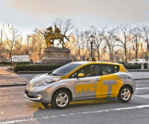 taxi NY-INT2