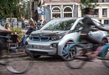 Cabify Electric BMWi3
