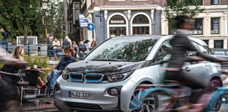 Cabify Electric BMWi3