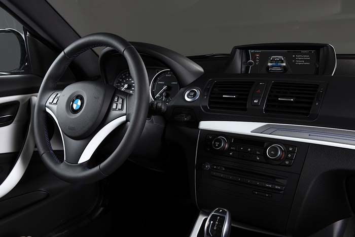 BMW ACTIVE E INTERIOR