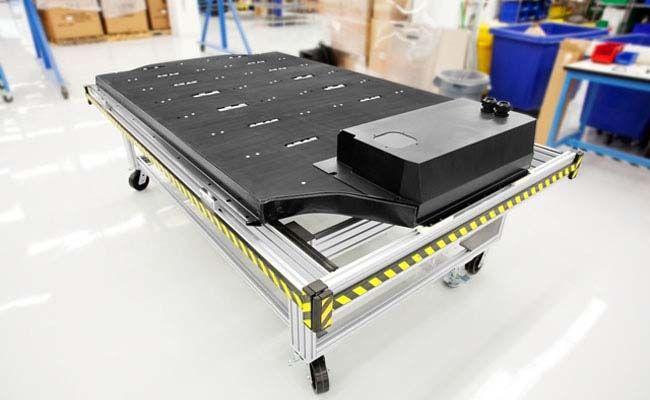 batería model s tesla