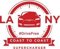 Tesla Model S de costa a costa
