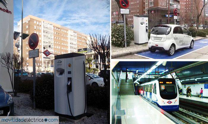 metrolinera madrid