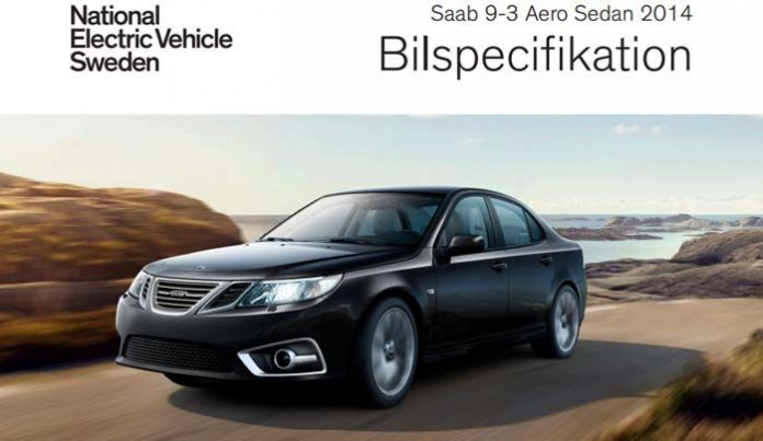 Saab eléctrico