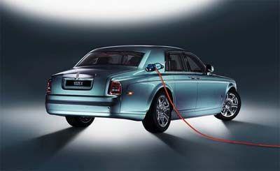 Rolls Royce Phantom 102EX