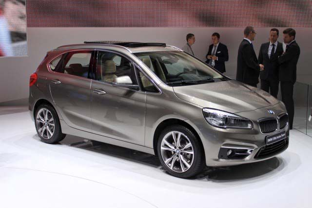 ginebra 2014 bmw serie 2 active tourer