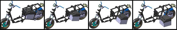 scutum moto electrica