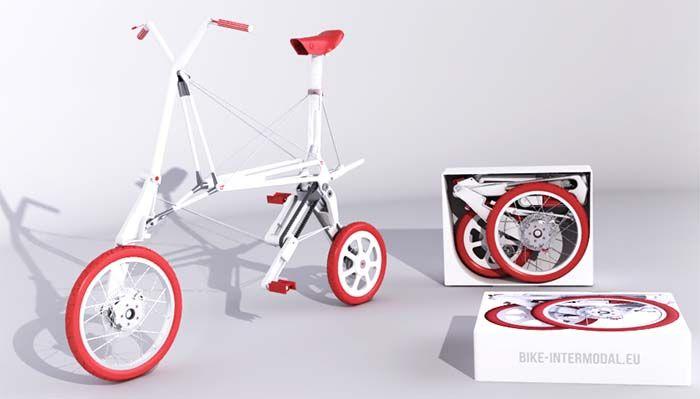 bike intermodal - 700