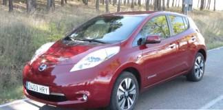 Nissan Leaf 2ª generación