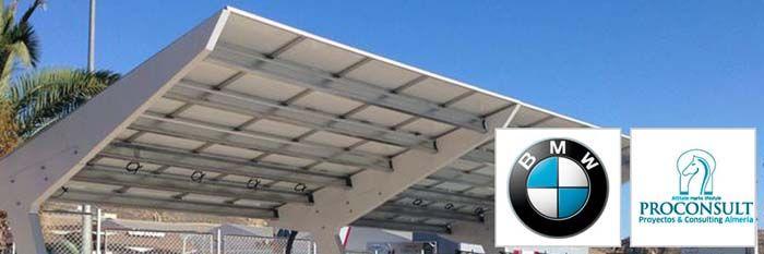 marquesina solar fotovoltaica circutor