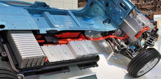 Nissan leaf cambio batería