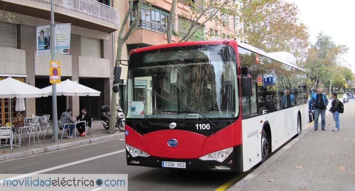 autobuses eléctricos castellón - 700
