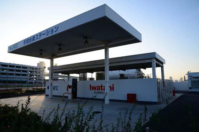 japón subvención pila combustible - 700