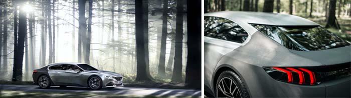 Peugeot exalt concept - 700