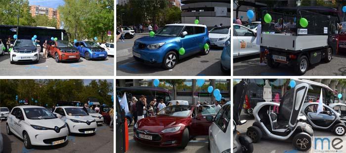 ii marcha vehículo eléctrico madrid - 700-2