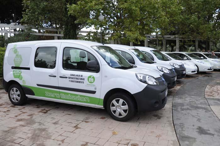 vehículos eléctricos móstoles - 700