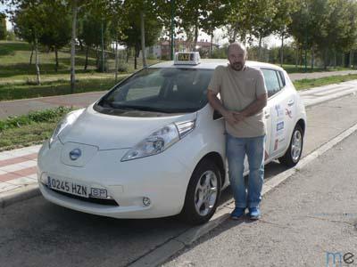 Antonio Berzal taxi madrid entrevista - 350