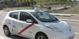 Ayudas al taxi eléctrico del Ayuntamiento de Madrid 2015-2017