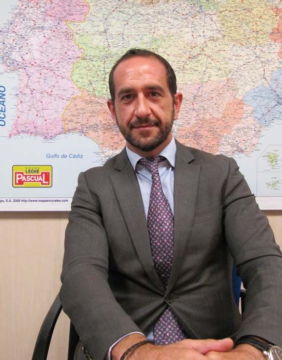 José Carlos Espeso coordinador de Movilidad Sostenible de Calidad Pascual