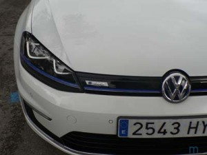 volkswagen e-golf madrid - 350