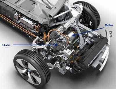 Las Dos Velocidades Electricas Del Bmw I8 Movilidad Electrica