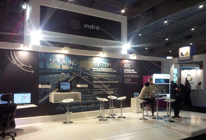 indra Smart City World Congress Barcelona - 700