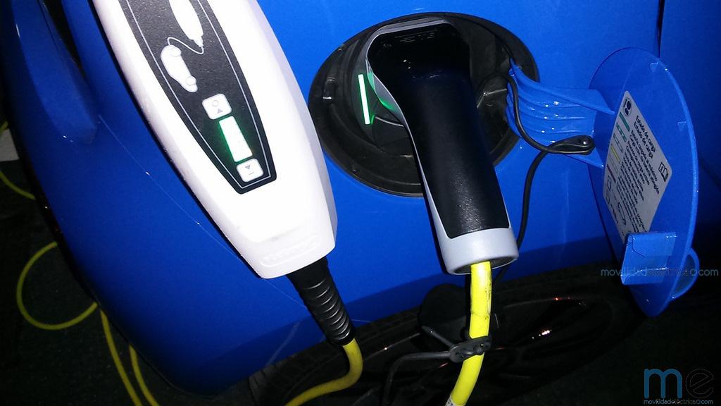 cable de recarga del Volkswagen e-up