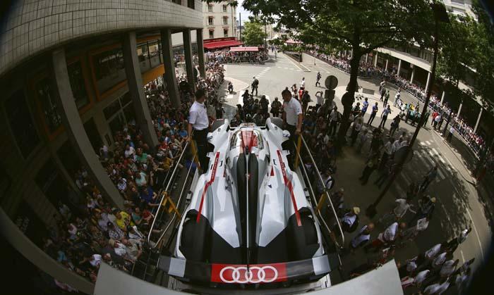 Audi abandona Le Mans