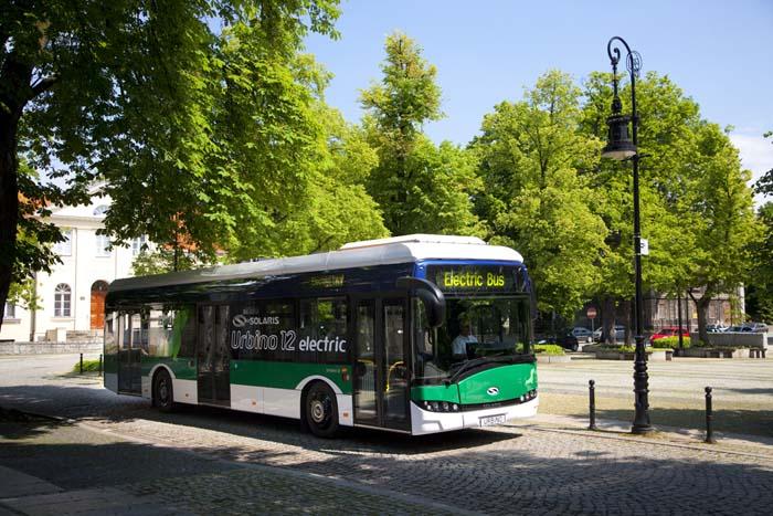 autobus electrico urbino - 700 - 2