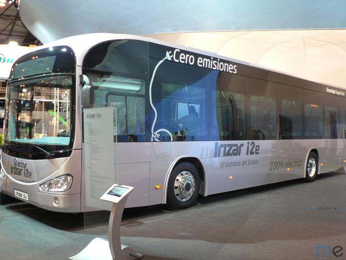 irizar i2e autobus electrico
