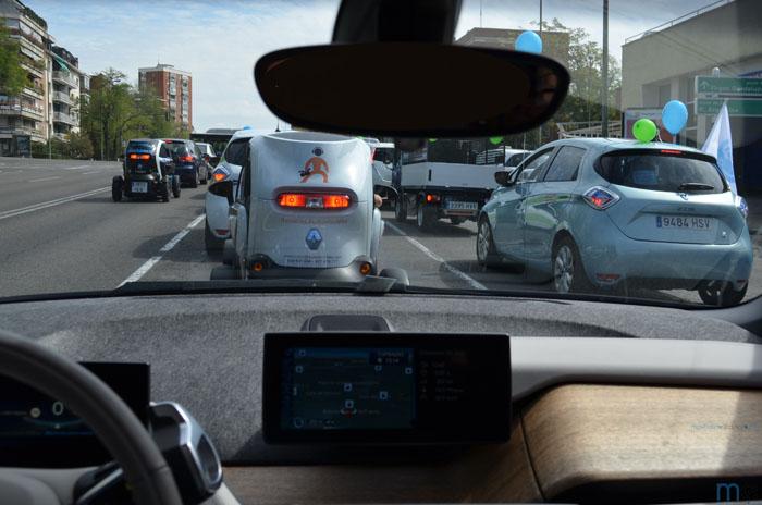 restricciones trafico madrid - 700