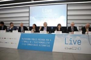 Presentación Plataforma LIVE - 350