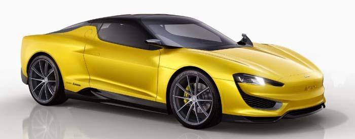 ginebra 2015 Magna Plug-In Hybrid Sports Concept - 700