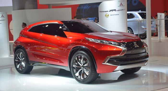 Mitsubishi Concept XR-PHEV II,